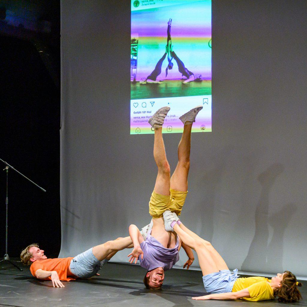 Mark Christoph Klee ist Teil des Tanz und Performance Netzwerk Schleswig-Holstein | Foto von Nils Jöhnk
