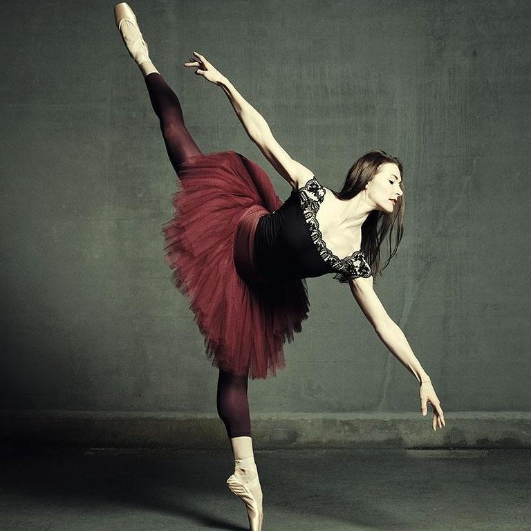 Tanja Probst-Iliev ist Teil des Tanz und Performance Netzwerk Schleswig-Holstein