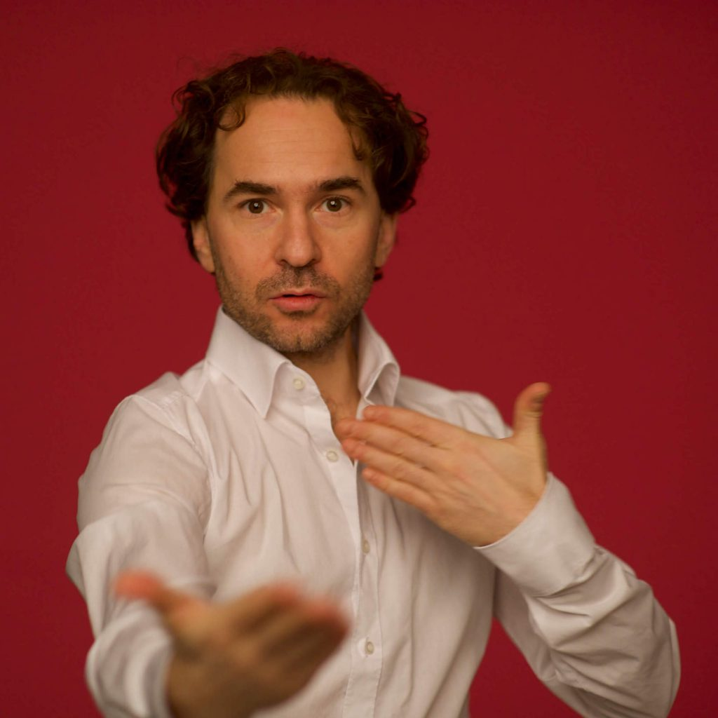 Preslav Mantchev ist Teil des Tanz und Performance Netzwerk Schleswig-Holstein |Foto von Bevis Nickel