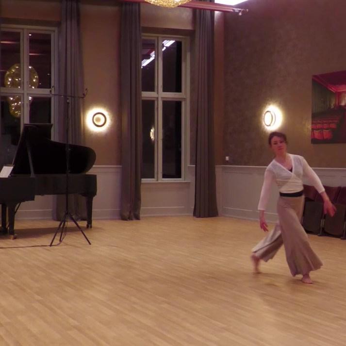 Lübeck Improvisations - Tanz und Klavier