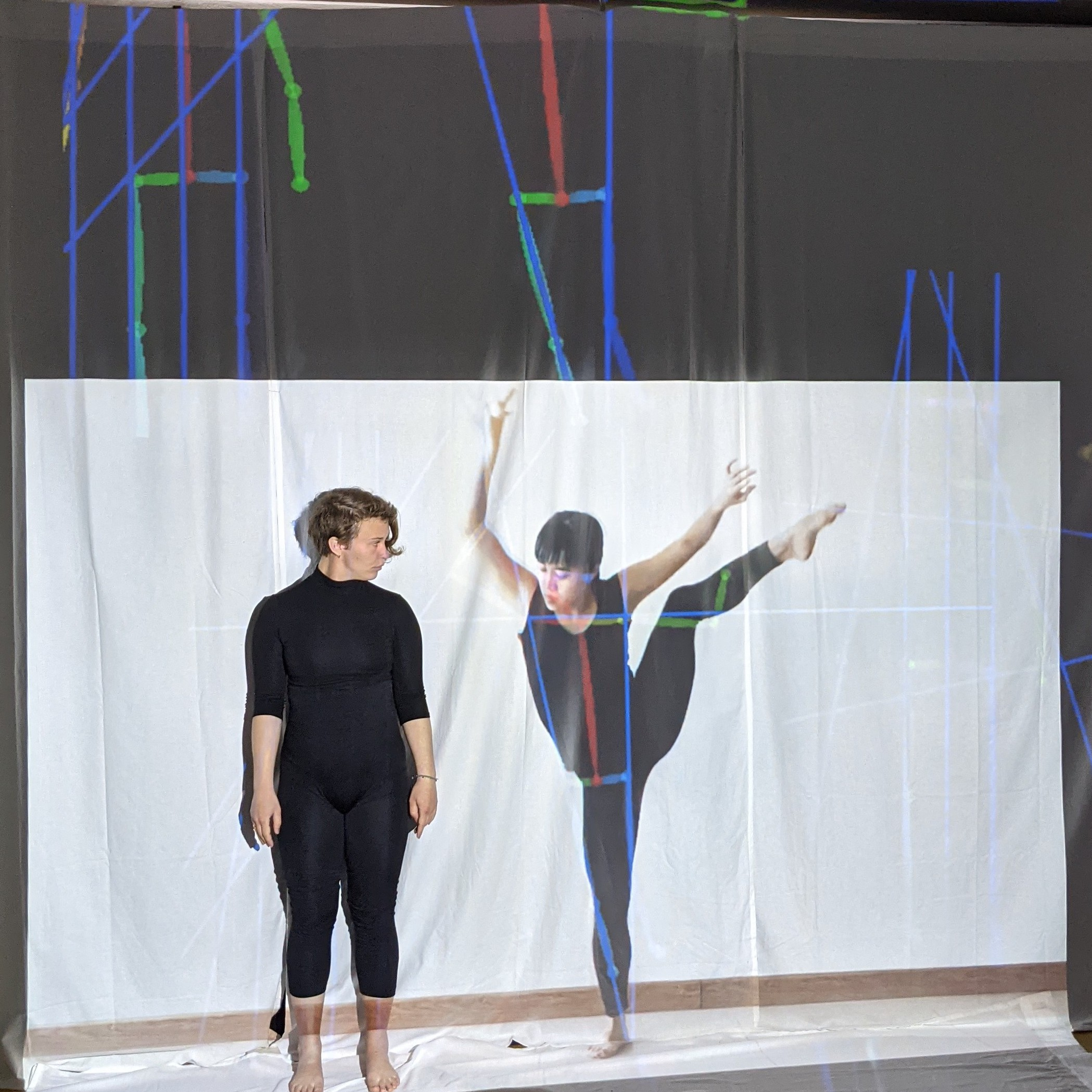 Nachtschimmer - Immersive Tanzperfromance