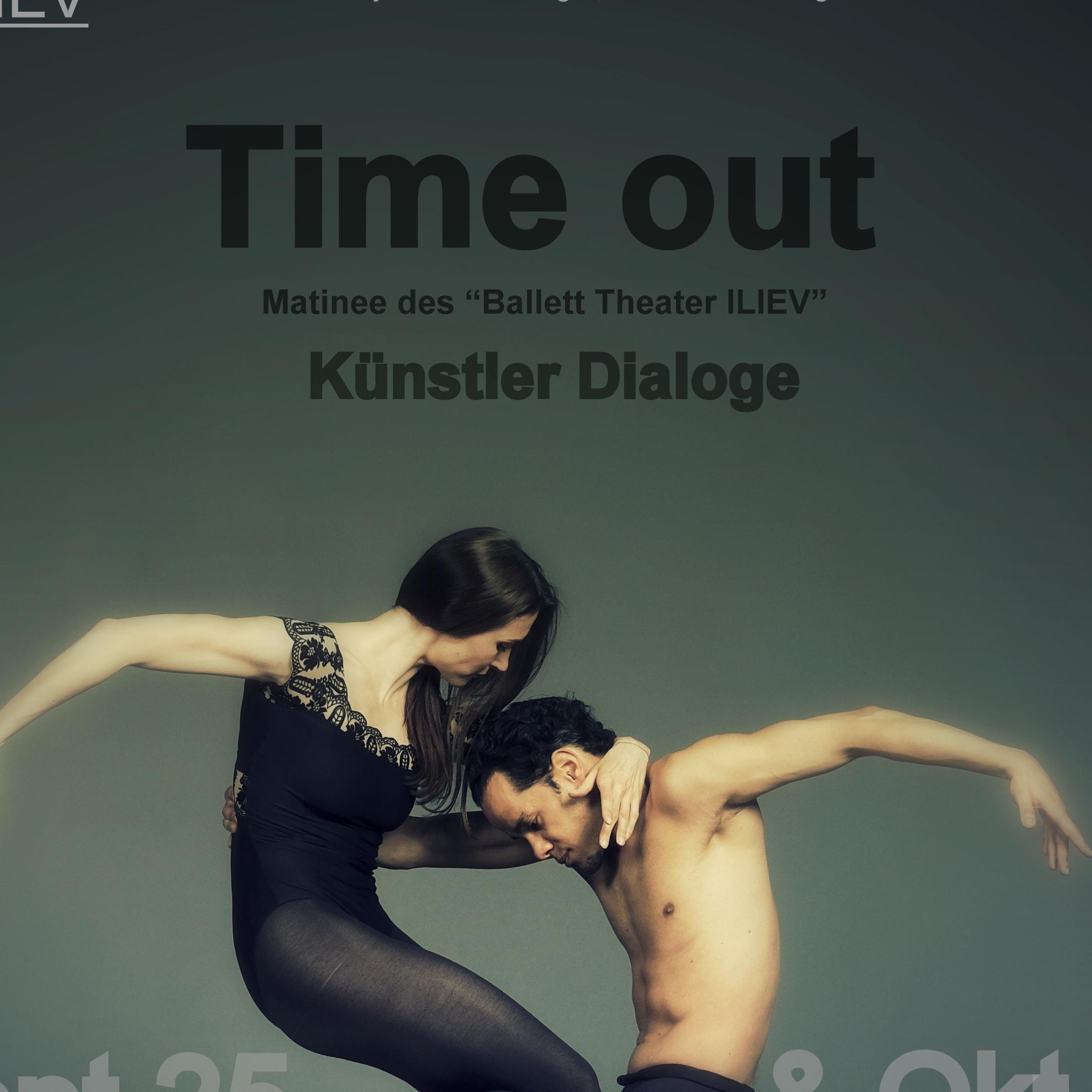 Time out-Künstler Dialoge